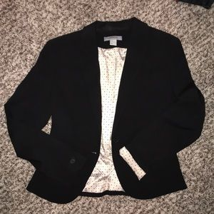 Cute black blazer